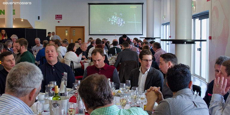 Twickenham Stoop VIP hospitality - England v France Six Nations 2017
