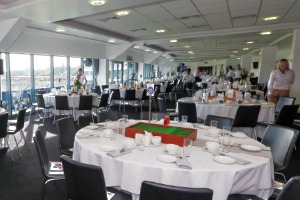 Edgbaston Corporate Hospitality - Warwickshire Suite