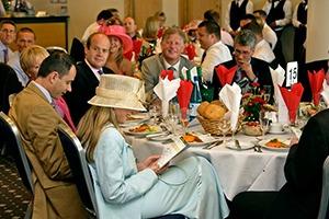 Ebor Restaurant - York Dante Festival Hospitality