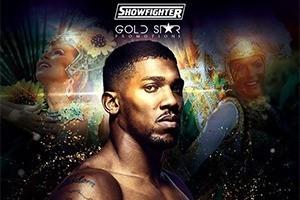 Anthony Joshua Live - Show Fighter Samba Carnival - Bronze
