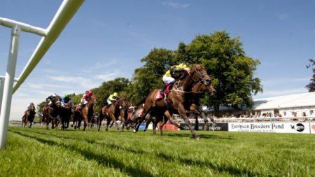 Newmarket Summer Meetings Racing