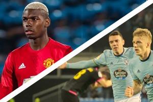 Manchester United v Celta de Vigo - Champions Club
