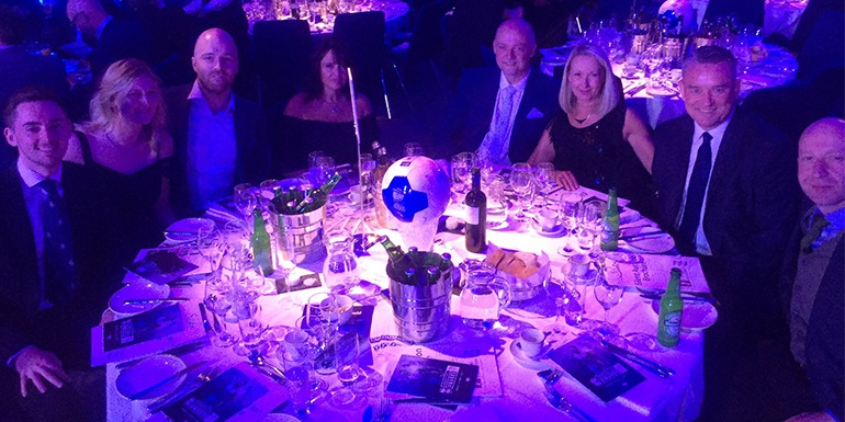 Eventmasters Hospitality Table