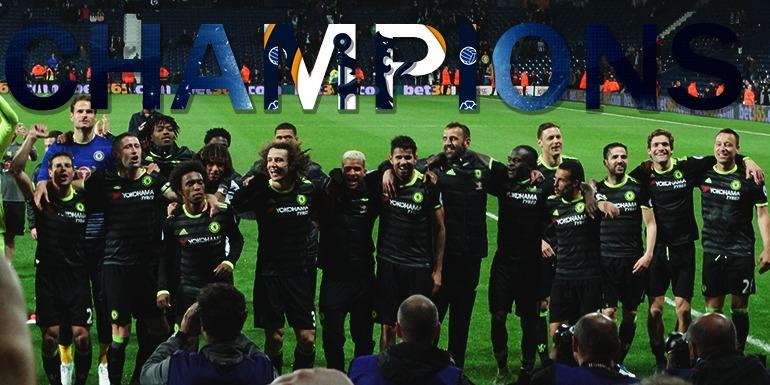 Chelsea 2017 Champions