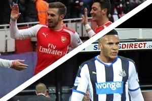 Arsenal v Newcastle United Hospitality