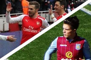 Arsenal v Aston Villa Hospitality