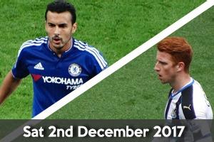 Chelsea Hospitality - Chelsea v Newcastle - Stamford Bridge