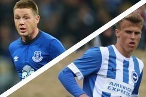 Everton Hospitality - Goodison Park - Everton v Brighton Hove Albion