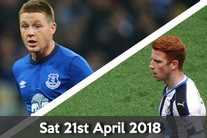 Everton Hospitality - Everton v Newcastle - Goodison Park