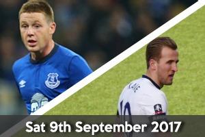 Everton Hospitality - Everton v Tottenham - Goodison Park