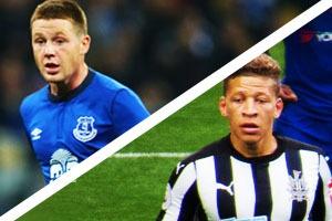 Everton Hospitality - Goodison Park - Everton v Newcastle