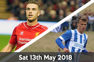 Liverpool Hospitality - Liverpool v Brighton - Anfield