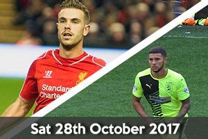 Liverpool Hospitality - Liverpool v Huddersfield - Anfield