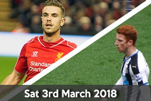 Liverpool Hospitality - Liverpool v Newcastle - Anfield