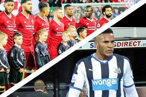 Liverpool v Newcastle United Hospitality