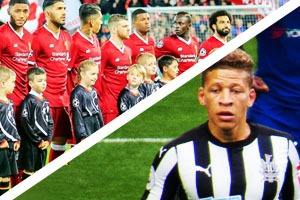 Liverpool Hospitality - Liverpool v Newcastle - Anfield