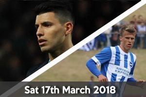 Manchester City Hospitality - Man City v Brighton - Etihad Stadium