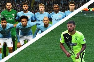 Manchester City Hospitality - Man City v Huddersfield - Etihad Stadium