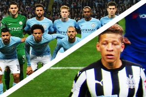 Manchester City Hospitality - Man City v Newcastle - Etihad Stadium