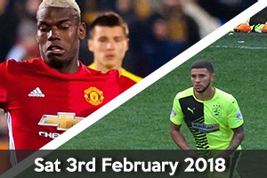 Manchester United Hospitality - Man United v Huddersfield - Old Trafford