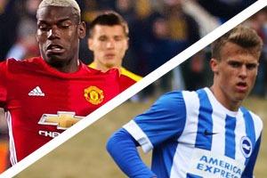 Manchester United Hospitality - Man United v Brighton - Old Trafford
