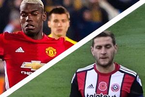 Manchester United v Sheffield United