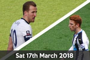 Tottenham Hotspur Hospitality - Tottenham v Newcastle - Wembley Stadium