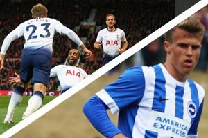 Tottenham Hotspur Hospitality - Spurs v Brighton Tickets - Tottenham Hotspur Stadium