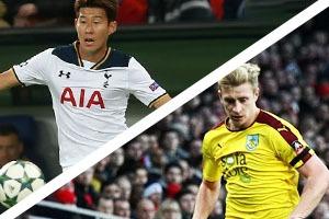 Tottenham Hotspur Hospitality - Spurs v Burnley - Wembley Stadium