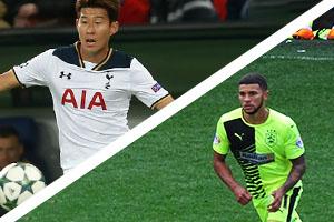 Tottenham Hotspur Hospitality - Tottenham v Huddersfield - Wembley Stadium