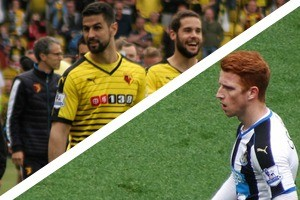 Watford Hospitality - Vicarage Road - Watford v Newcastle United