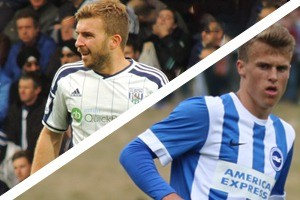 West Bromwich Albion Hospitality - The Hawthorns - West Brom v Brighton Hove Albion