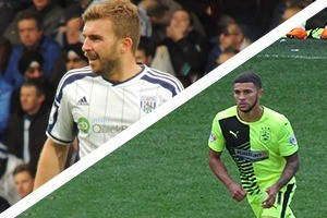 West Bromwich Albion Hospitality - The Hawthorns - West Brom v Huddersfield Town