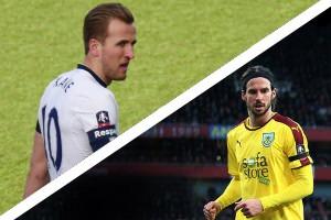 Tottenham Hospitality - Wembley Stadium Stadium - Tottenham v Burnley
