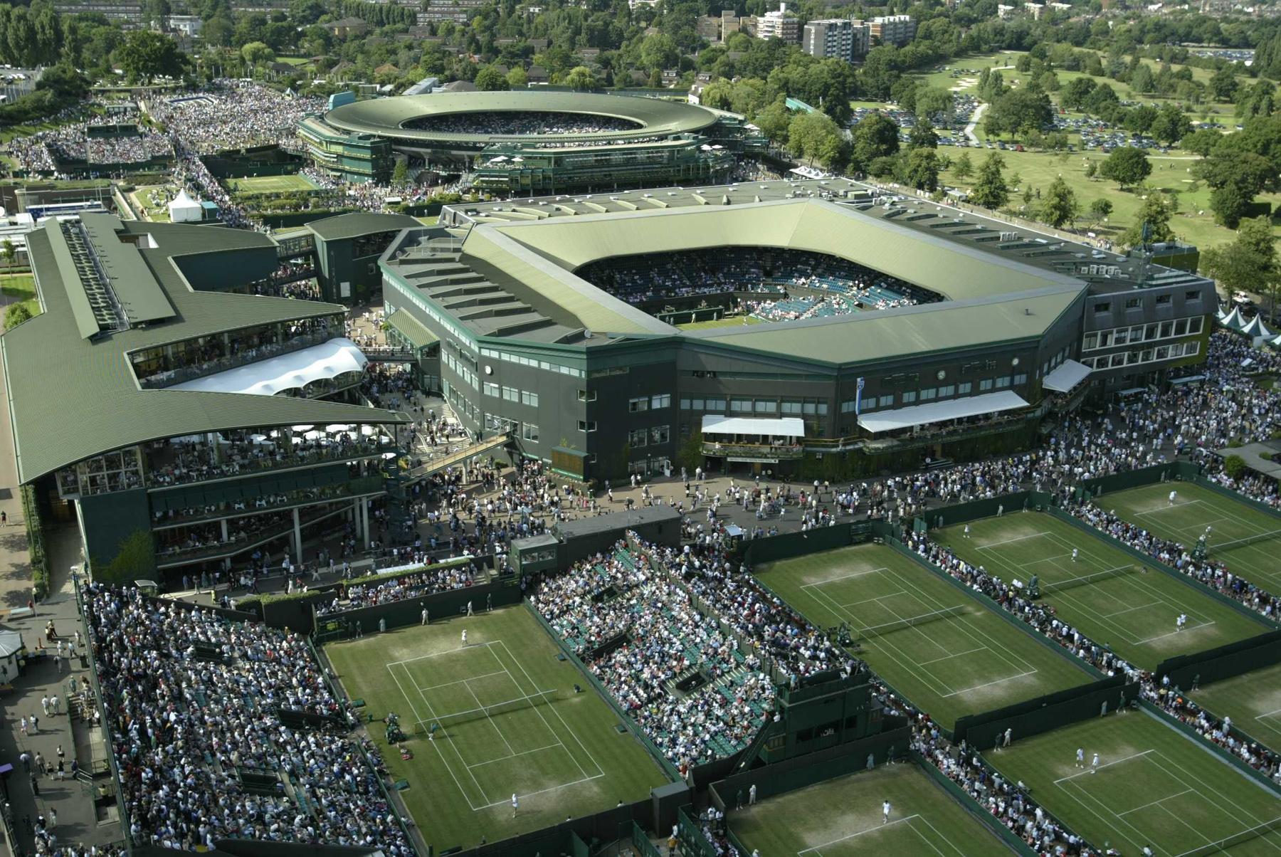 Wimbledon Corporate Hospitality - Wimbledon Championships