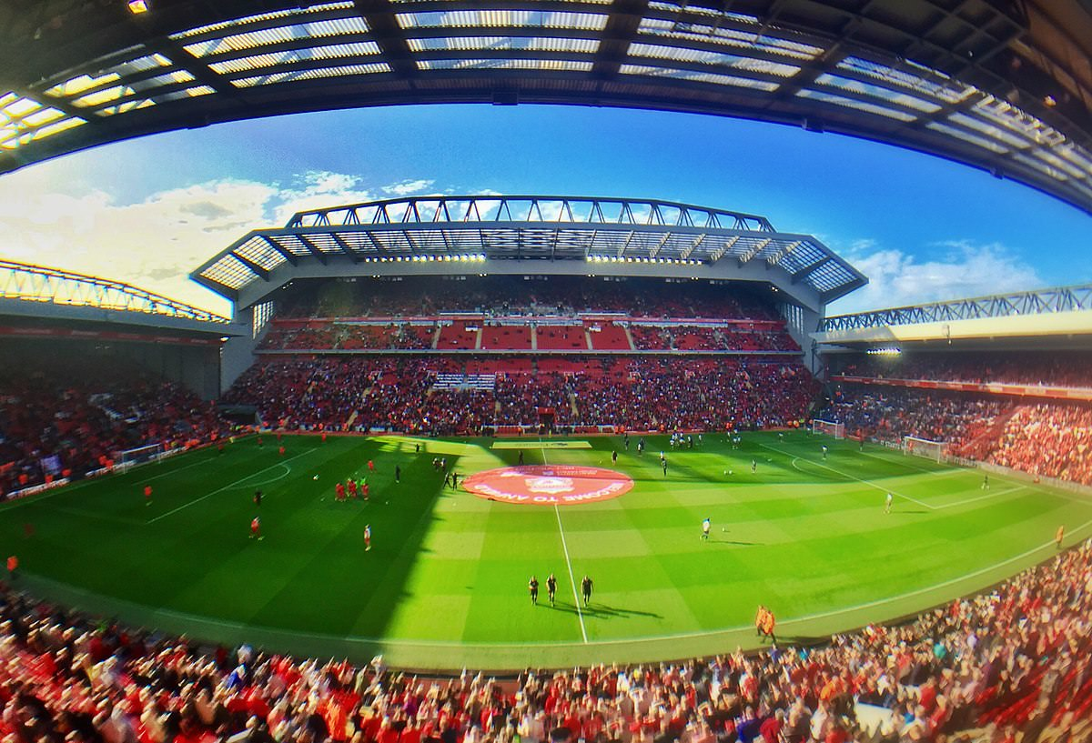 Liverpool Hospitality - Premier League Football Corporate Packages