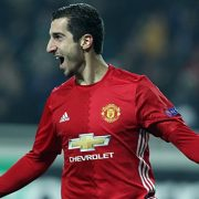 Henrikh Mkhitaryan for Man Utd