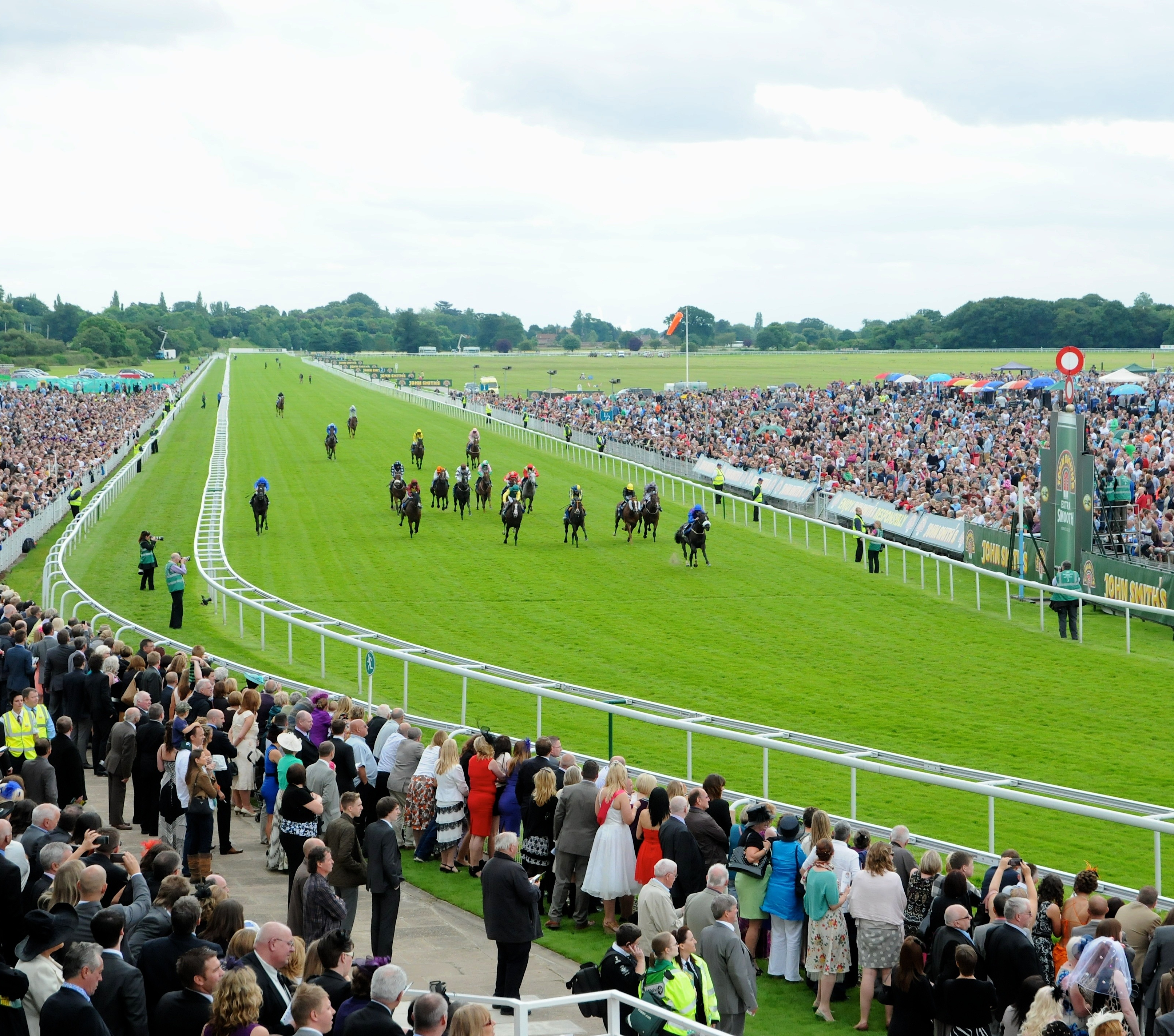 York Racecourse Hospitality - Horse Racing