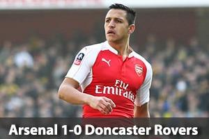Arsenal Hospitality - Arsenal v Doncaster - Emirates Stadium