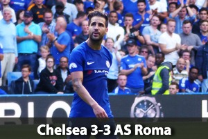 Chelsea Hospitality - Chelsea v AS Roma - Champions League - Stamford Bridge Packages