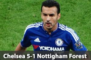 Chelsea Hospitality - Chelsea v Nottingham Forest - Stamford Bridge