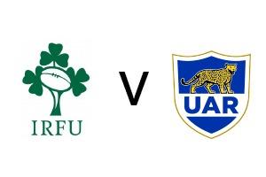 Ireland v Argentina Tickets & Hospitality - Aviva Stadium