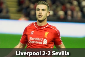 Liverpool Hospitality - Liverpool v Sevilla - Champions League - Anfield Packages