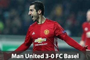 Manchester United Hospitality - Man United v FC Basel - Champions League - Old Trafford
