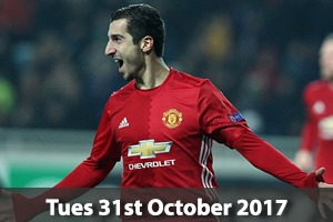 Manchester United Hospitality - Man United v SL Benfica - Champions League - Old Trafford