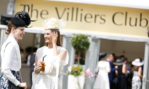 Villiers Club - Royal Ascot Hospitality