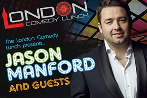 London Comedy Lunch 2017 - VIP Corporate Hospitality - The HAC
