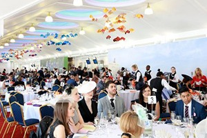 Royal Ascot Hospitality - Ascot Pavilion Packages - Ascot Racecourse - Horse Racing