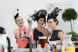 Royal Ascot Hospitality - Balmoral Restaurant Packages - Ascot Racecourse - Horse Racing