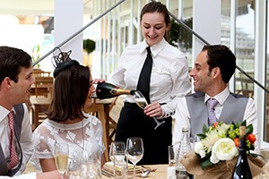 Royal Ascot Hospitality - Carriages Restaurant Packages - Ascot Racecourse - Horse Racing